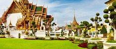 Thailand und Vietnam erleben