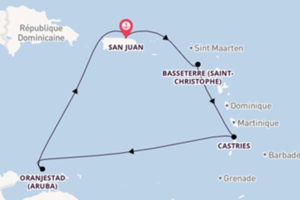 Élégante balade de 8 jours pour découvrir Oranjestad