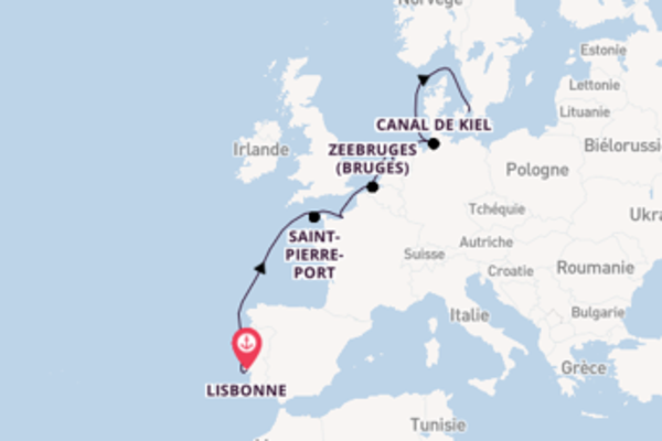 Idyllique croisière de 10 jours avec Azamara Club Cruises