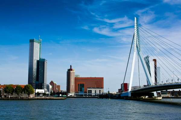 Rotterdam (river port), The Netherlands