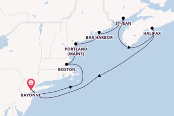 10 jours pour découvrir Boston