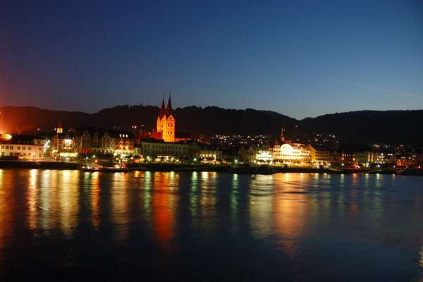 Rhein Wintermärchen