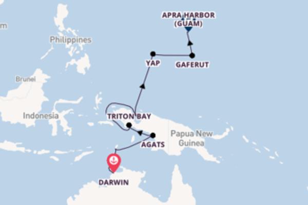 Fare rotta verso Cenderawasih Bay a bordo di Silver Explorer