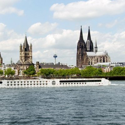 Unieke cruise vanaf Keulen naar Nederland