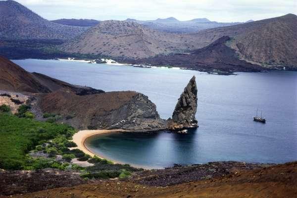 Bartolome (San Salvador), Galapagos Eilanden