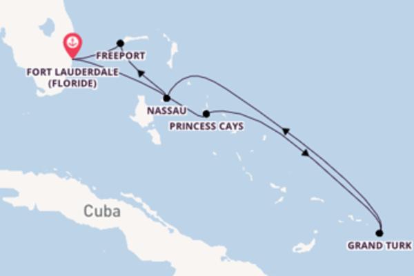 Incontournable virée de 7 jours depuis Fort Lauderdale (Floride)