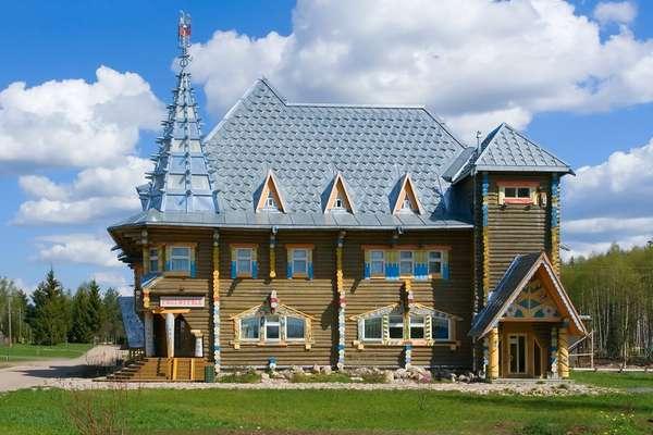 Mandrogi, Russie