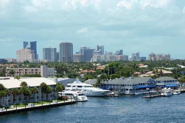 19 giorni verso Fort Lauderdale passando per Lago Gatún
