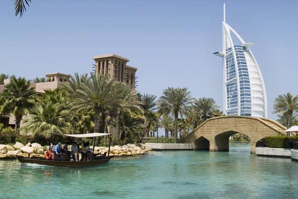 Magnificent Abu Dhabi from Rome 29-Day Adventure