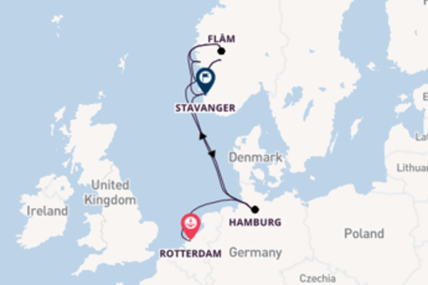 Ontdek het pittoreske Stavanger