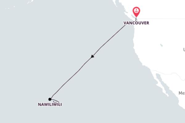 Memorable Nawiliwili Hawaii Expedition with Serenade of the Seas