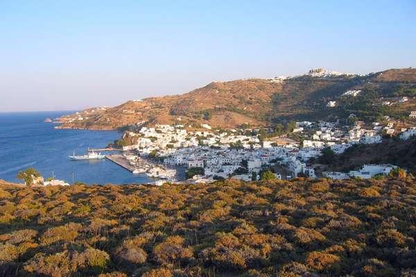 Pátmos, Grécia