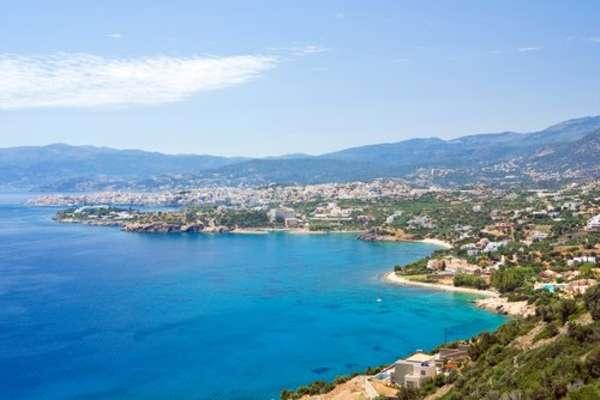 Agios Nikolaos (Crète), Grèce