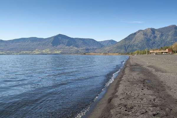 Baía Ainsworth, Chile