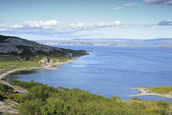 Envoutante balade avec Hurtigruten