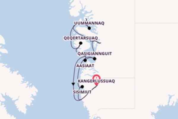 Grönland intensiv erleben
