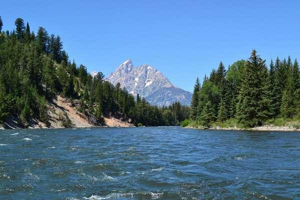 Snake River, USA