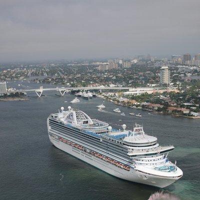 Beleef een korte cruise van Vancouver naar Seattle