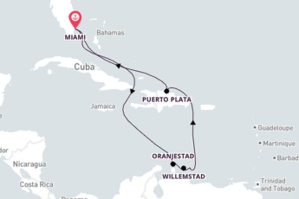 10-Day Escape to Historic Curaçao