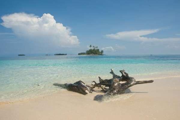 Mogo Mogo Island, Panama