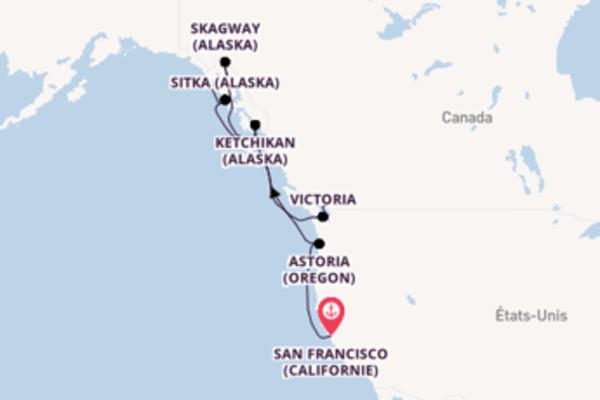 Divine balade pour découvrir Icy Strait Point (Alaska)