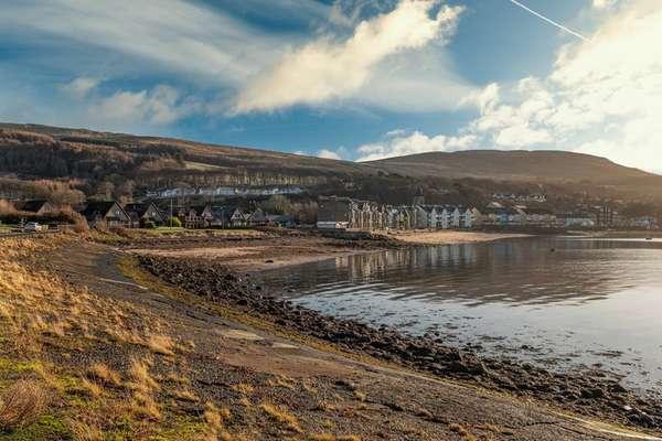 Фэрли, Шотландия