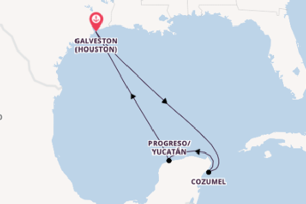 6 Tage Karibik Reise