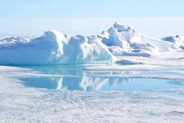 Poolcirkel, Noordpoolgebied