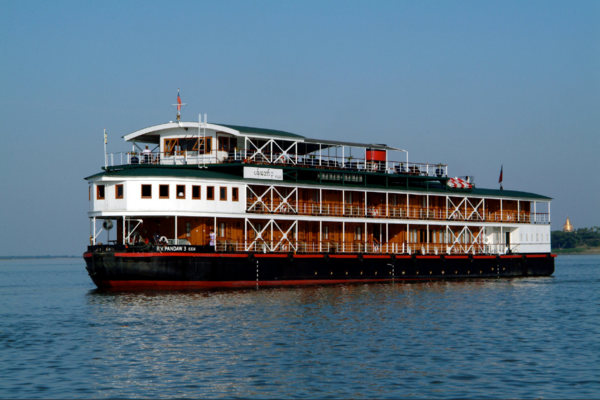 Cruise with Pandaw Cruises from My Tho ,