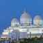 Merveilleux conte oriental de Rome à Abu Dhabi