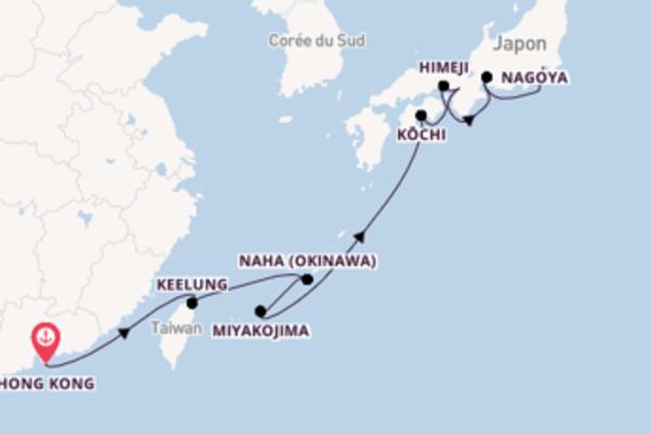 Dépaysante balade pour découvrir Naha (Okinawa)