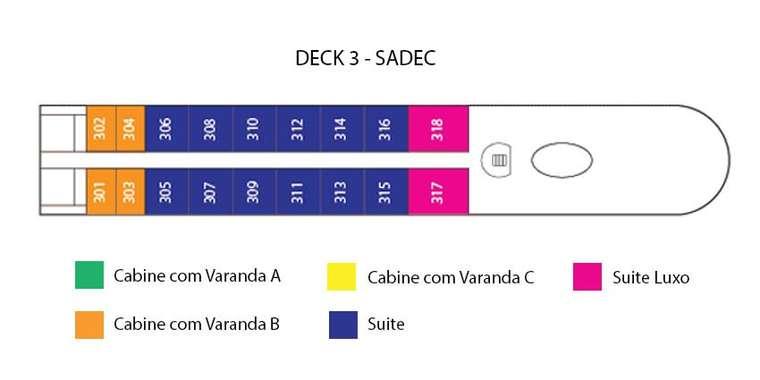 AmaDara Deck 3 - Sadec