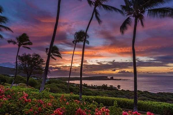 Mauele Bay, Havaí, EUA