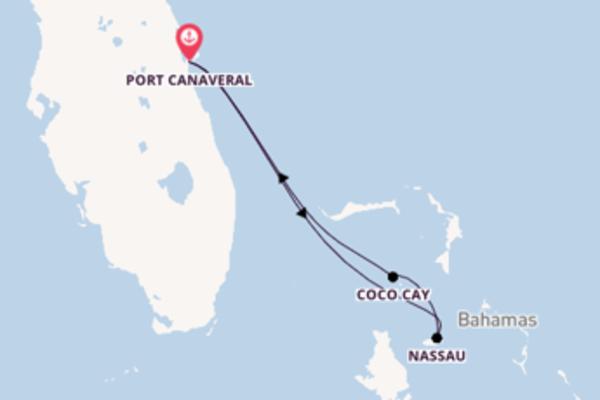 5 Tage Karibik Kreuzfahrt
