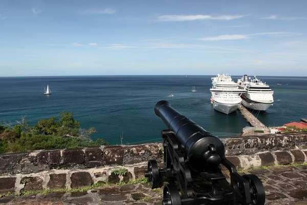 Majestic trip from San Juan with Silversea