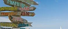Traum über Oranjestad bis Tampa