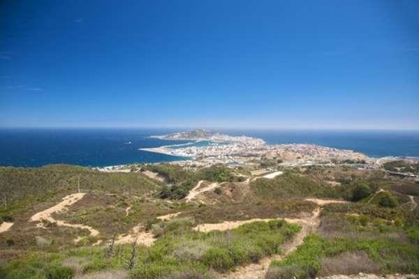 Ceuta, Spanje