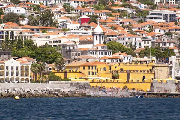 Stunning Fort de France with Seabourn Odyssey