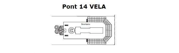 Costa Serena Pont 14 Vela