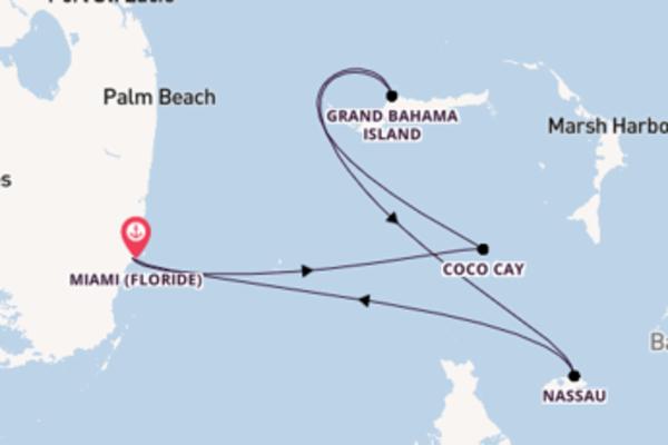 Magnifique virée de 5 jours depuis Miami (Floride)