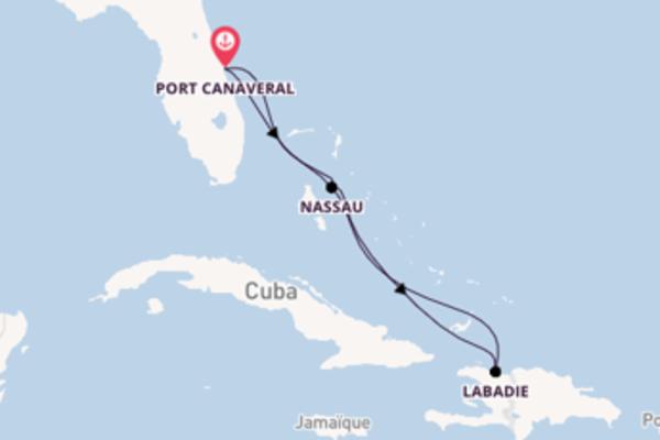 Étonnante balade de 6 jours avec Royal Caribbean
