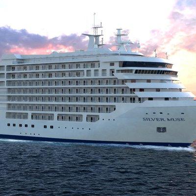 Cruise over de Atlantische Oceaan naar Montreal