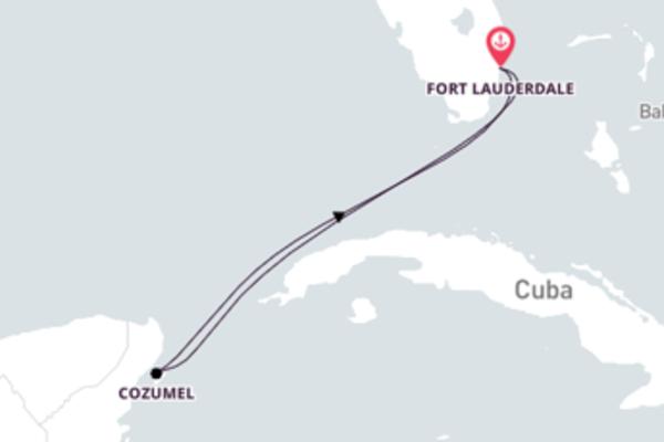 Imperdível viagem de 5 dias com a Royal Caribbean