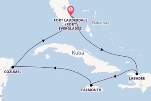 Erleben Sie Labadee auf der Oasis of the Seas