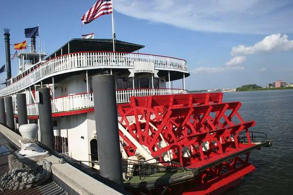 Lower Mississippi River Cruise to New Orleans