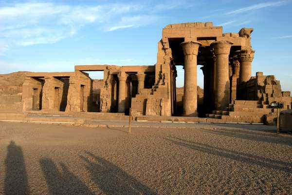 Esna, Egypte