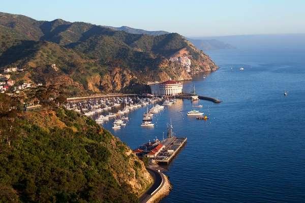 Historic Monterey, California with Regatta