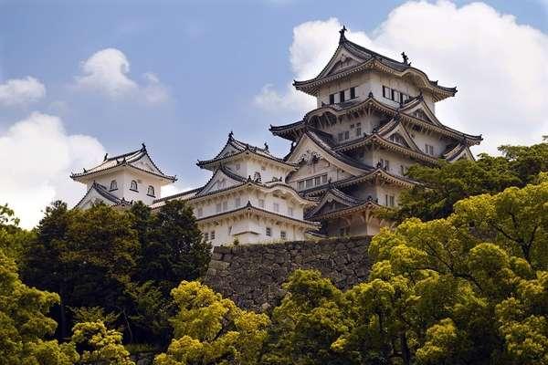 Химедзи, Япония