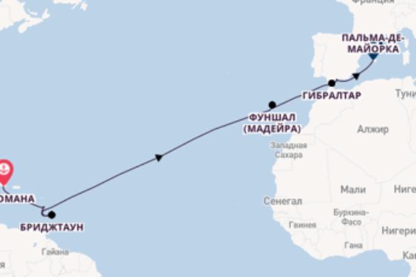 Бесподобное путешествие на Mein Schiff 1