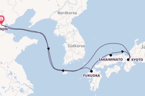 8 Tage unterwegs mit der Voyager of the Seas